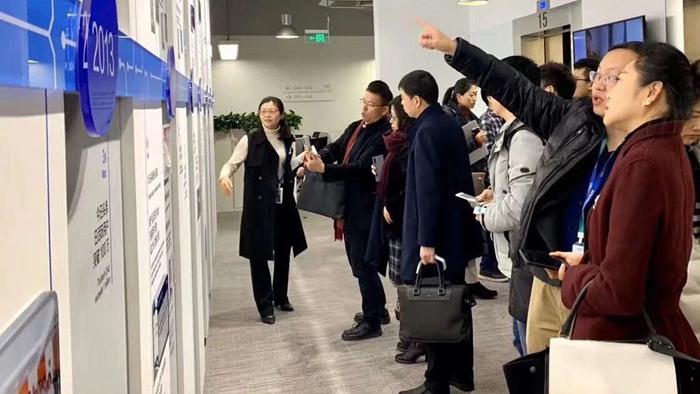 文化和旅游部人事司组织学院课题组赴字节跳动、京东集团调研交流